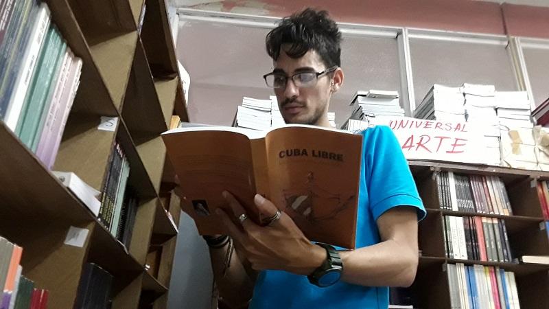 FULL, Sancti Spíritus, Cuba, libros, FEU