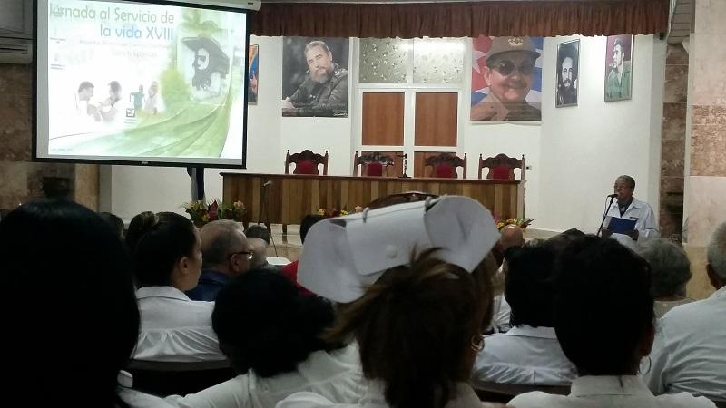 Destacan en Sancti Spíritus avances de la Ortopedia cubana