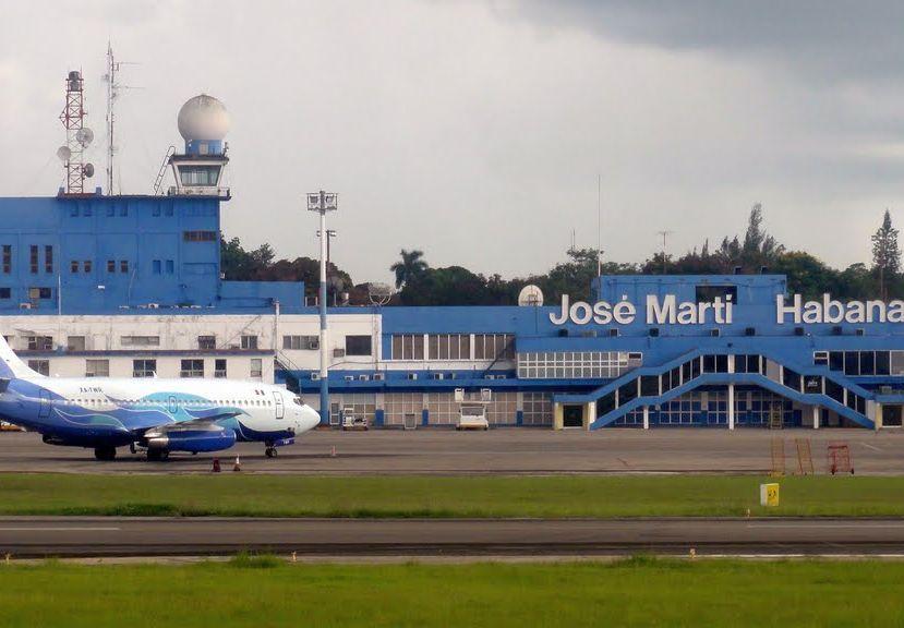 aviación civil, Cubana, aeropuertos, seguridad, turismo