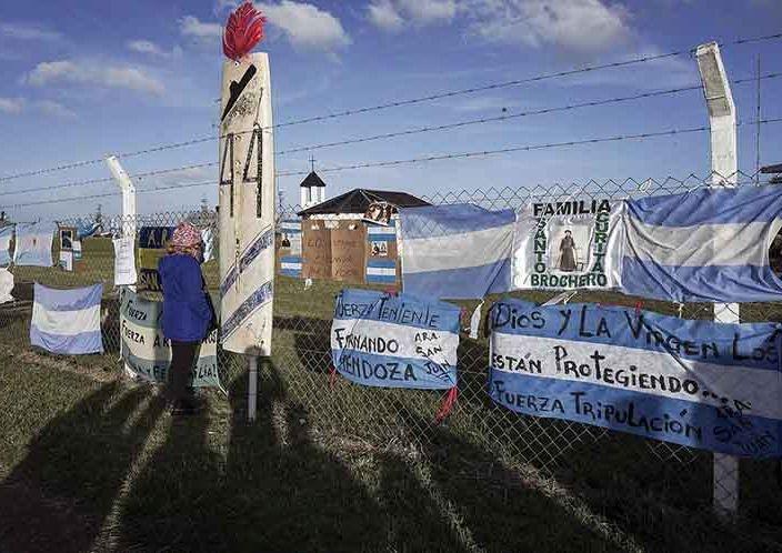 argentina, submarino