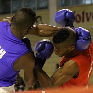 Boxeo, Sancti Spíritus, Cuba