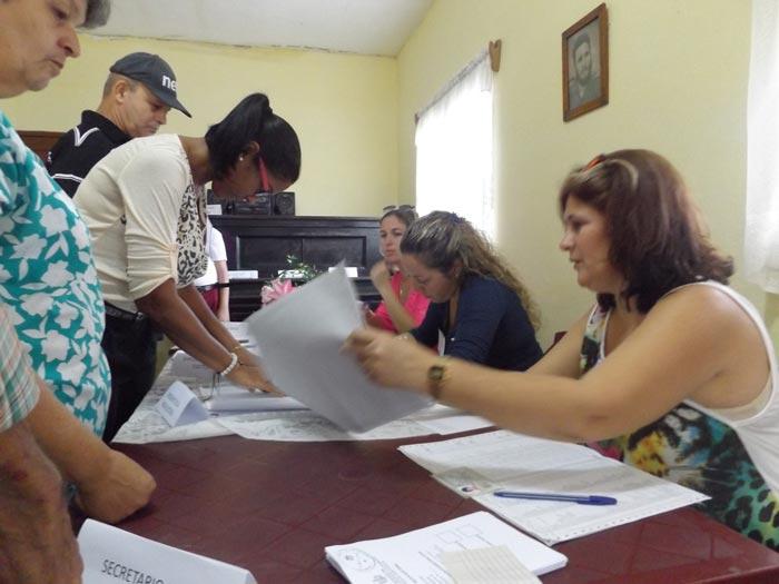 elecciones, cuba, elecciones generales, sancti spíritus, voto por ti, por cuba, sancti spíritus
