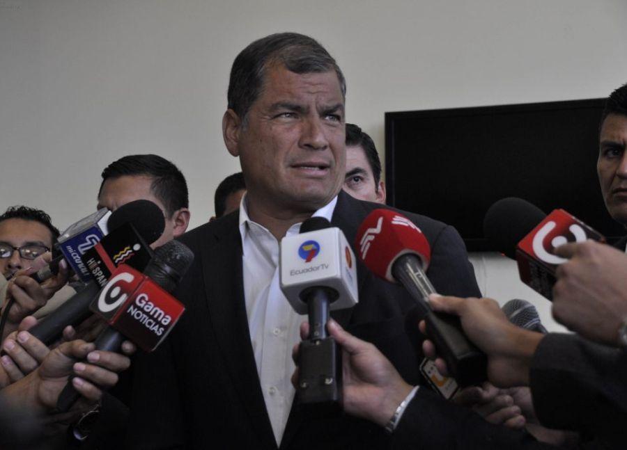 Correa, Alianza País, Ecuador