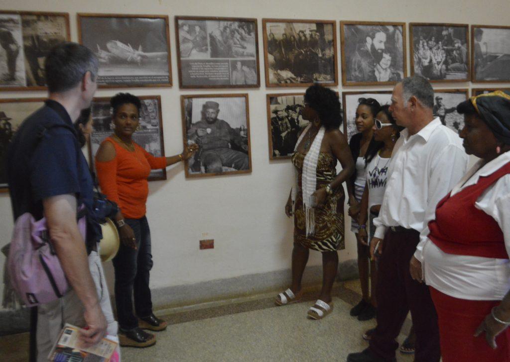 sancti spiritus, #fidelporsiempre, museo nacional de lucha contra bandidos