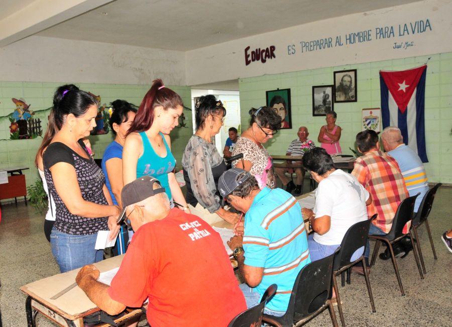 sancti spiritus, sancti spiritus en elecciones, cuba en elecciones 2017, elecciones en cuba 2017, comision electoral provincial