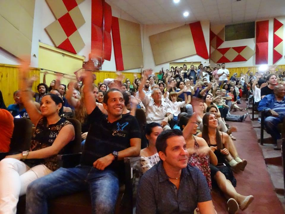 Cuba, cultura, Sancti Spíritus, teatro
