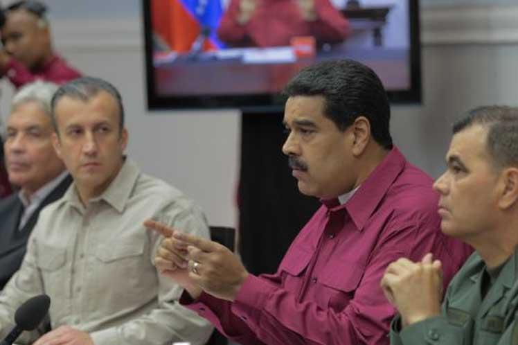 Nicolás Maduro, Venezuela, oposición