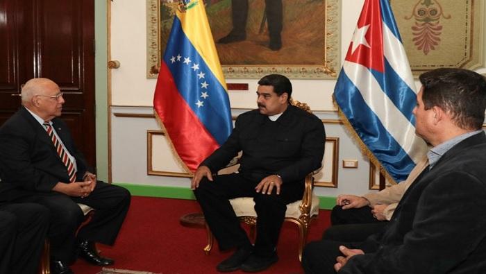 Cuba, Venezuela, Niolás Maduro