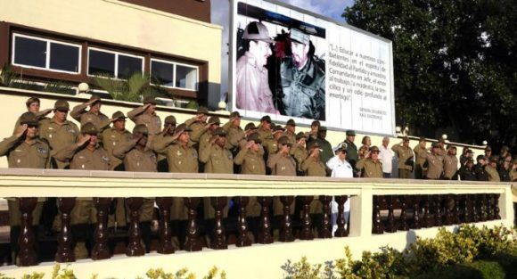 Raúl Castro, contrainteligencia militar, FAR