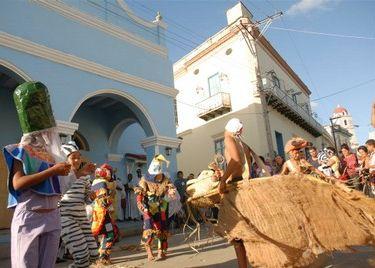 Sancti Spíritus, cultura, tradiciones