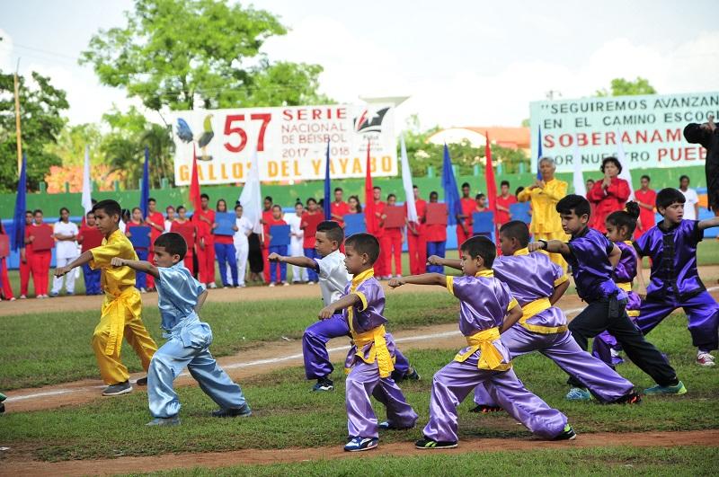 Día de la Cultura Física y el Deporte, Sancti Spíritus, Cuba
