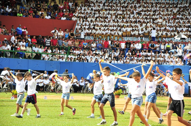 Celebran con variada programación en Camagüey Día de la Cultura Física