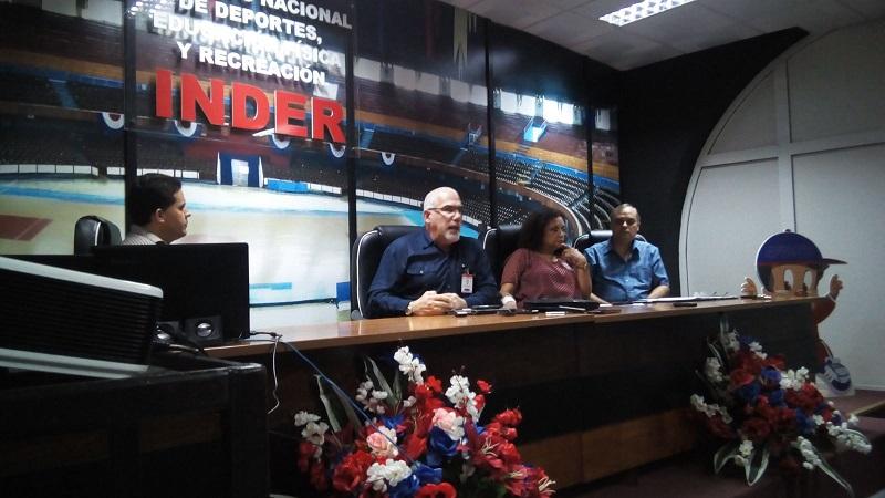 la VII Convención Internacional de Actividad Física y Deporte, AFIDE 2017, Cuba, Sancti Spíritus