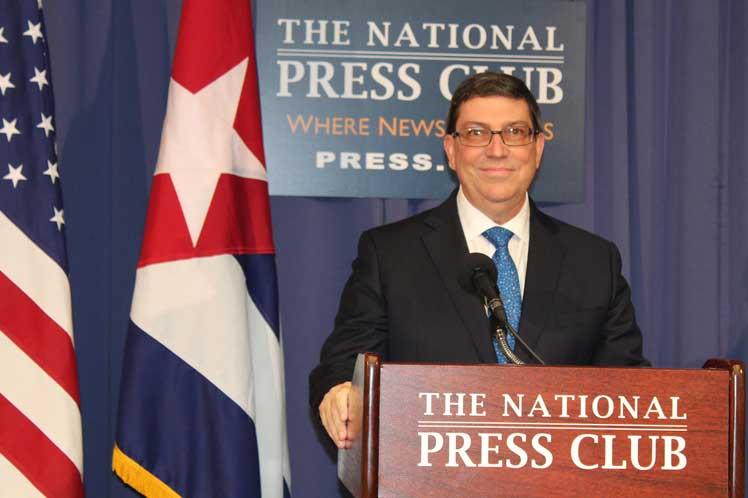 Cuba, Estados Unidos, canciller, Minrex, ataques sónicos