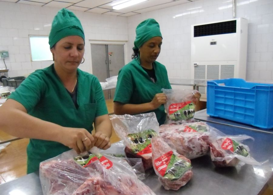 sancti spiritus, produccion de alimentos, alimentos, empresa pecuaria managuaco