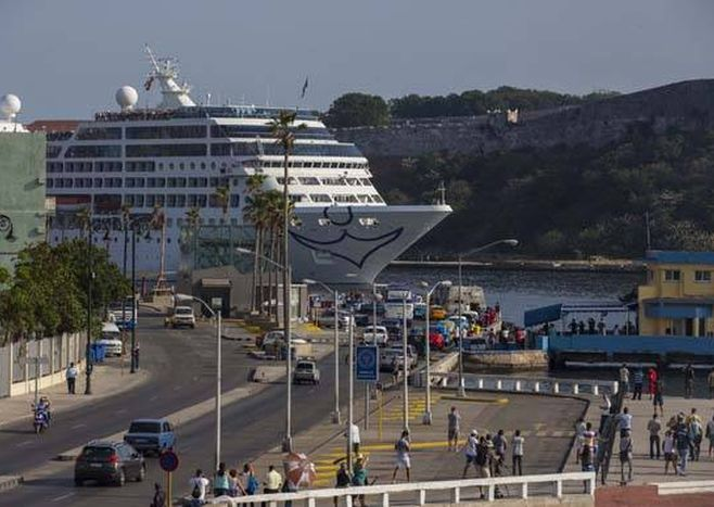cuba, turismo, cruceros