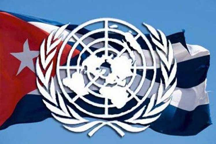 Cuba, ONU, armas
