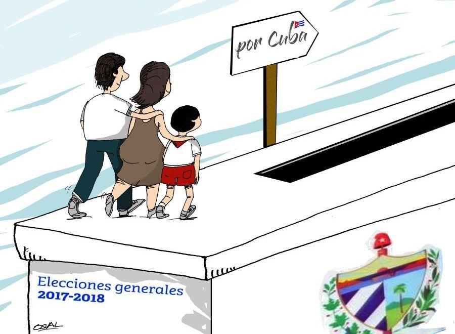Celebra Cuba comicios municipales