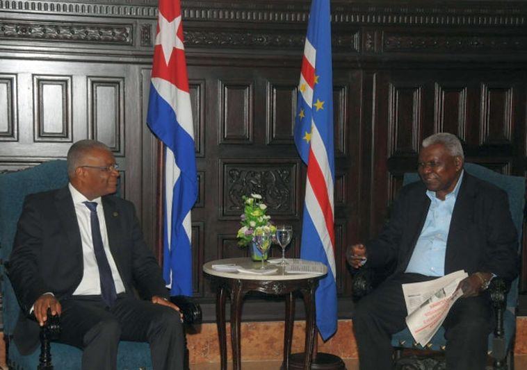 cuba, cabo verde, parlamento cubano, esteban lazo