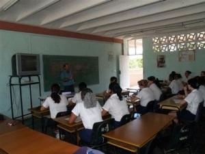 Sancti Spíritus, FEEM, carreras pedagógicas