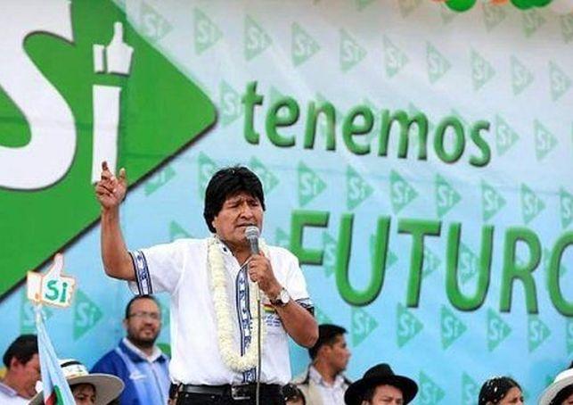bolivia, evo morales bolivia elecciones