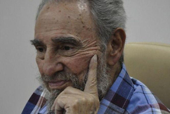 Fidel Castro, FEU, Sancti Spíritus, historia