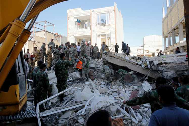 Irán, Medio oriente, terremoto, sismo