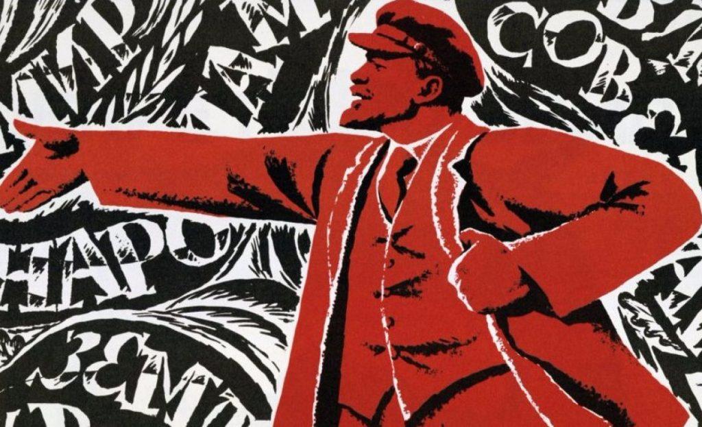 rusia, revolucion socialista de octubre, vladimir ilich lenin