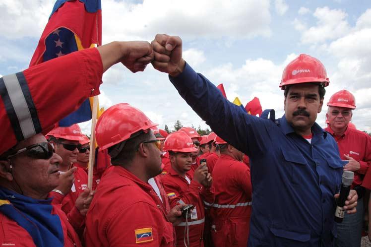 Venezuela, PDVSA, Nicolás Maduro