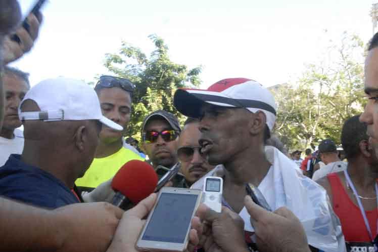 Marabana, maratón, La Habana, Cuba, atletismo