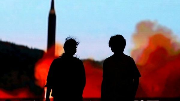 Corea del Norte. ONU, misil, Estados Unidos