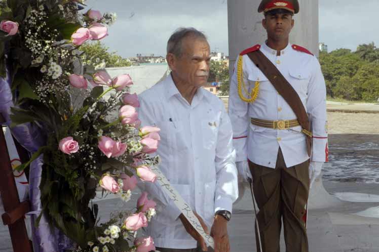 Osacr López, Cuba, Puerto Rico, José Martí