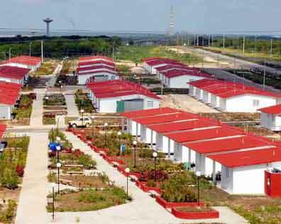 Yaguajay, huracán, recuperación, petrocasas, viviendas