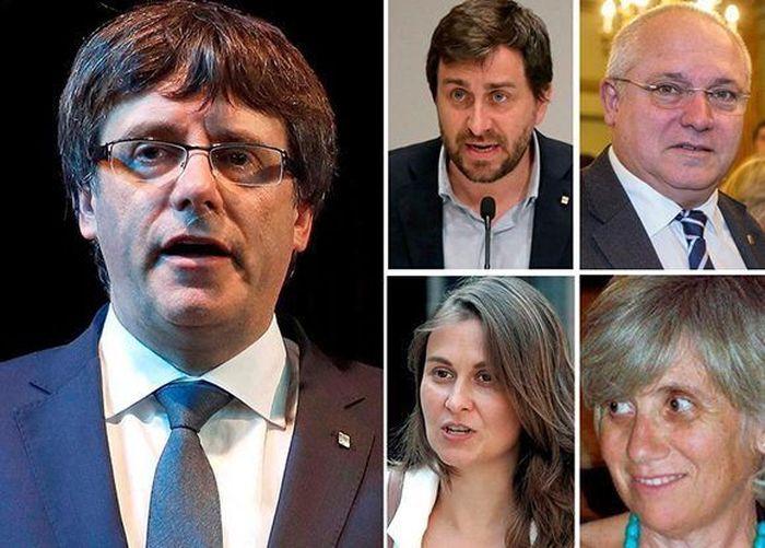 cataluña, españa, justicia