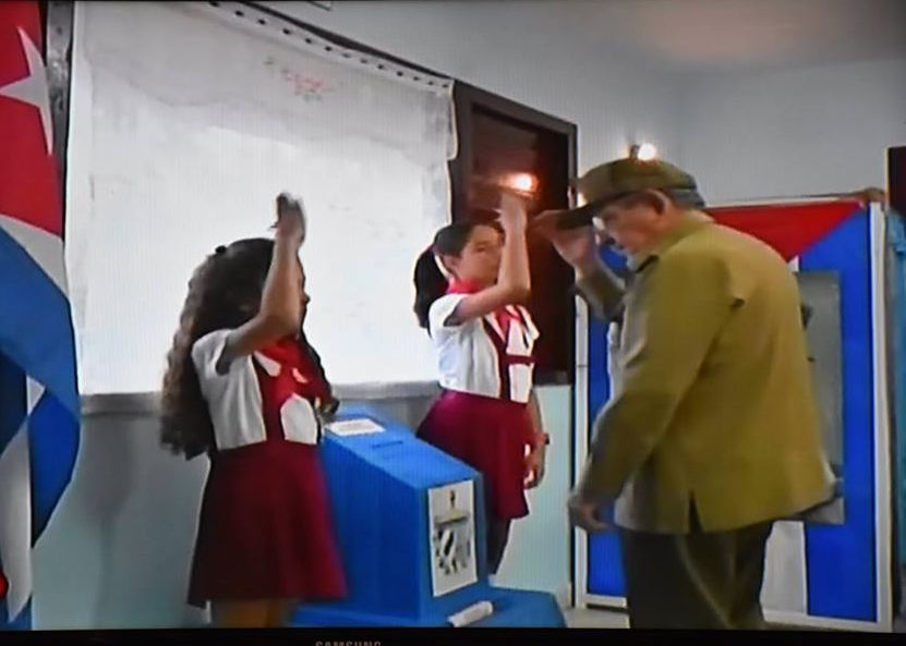 Este domingo se celebran las elecciones en Cuba