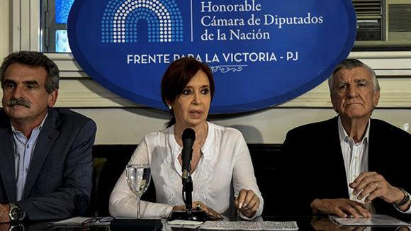 Argentina, Cristina Fernández