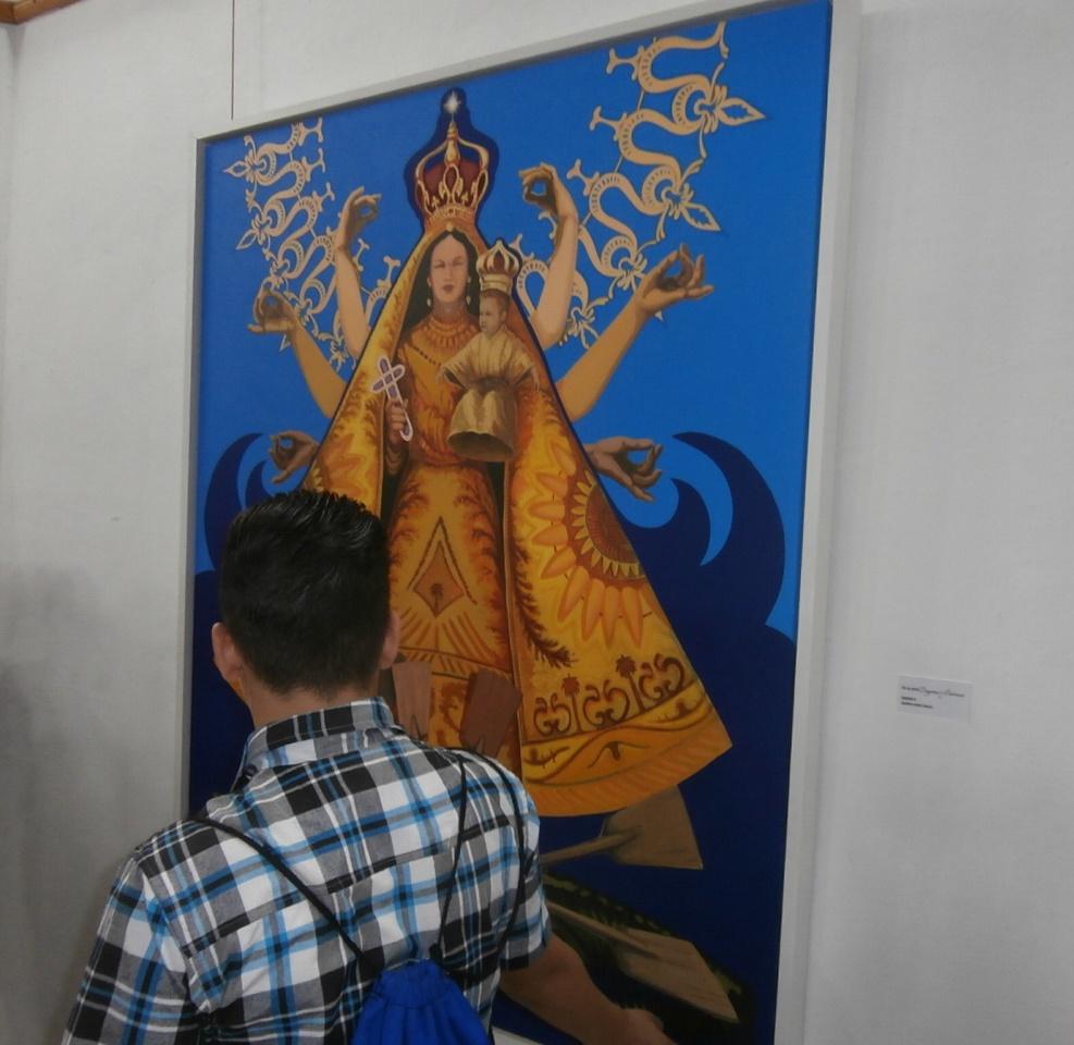 Hernández Chang, arte callejero, AHS, Lunas de invierno