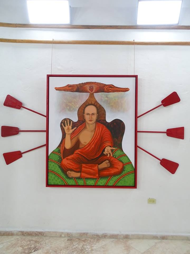 Artes plásticas, Hernández Chang, arte callejero, AHS