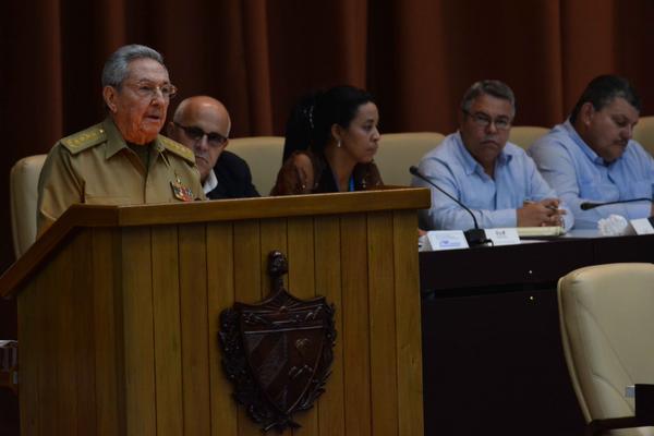 Asamblea Nacional, Parlamento, Cuba, elecciones, Raúl Castro
