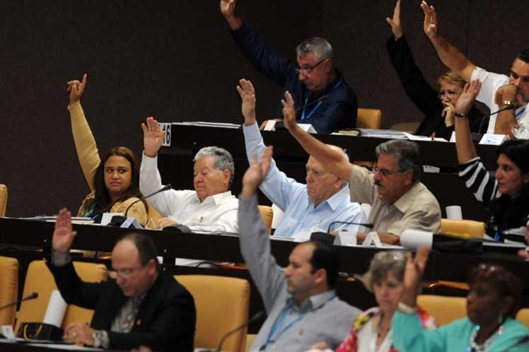 Asamblea Nacional, Parlamento, Cuba, presupuesto