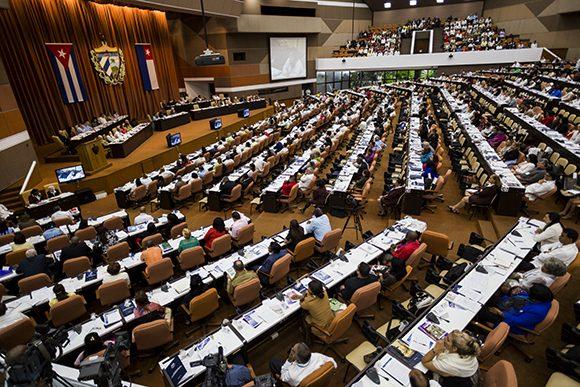 Asamblea Nacional, Parlamento, Cuba Fiscalía, Tribunal, justicia
