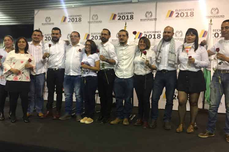 Colombia, FARC, elecciones, Congreso