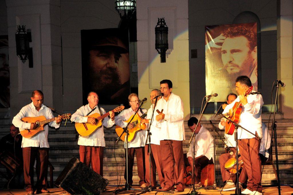 Fidel tributo, Sancti Spíritus, cultura