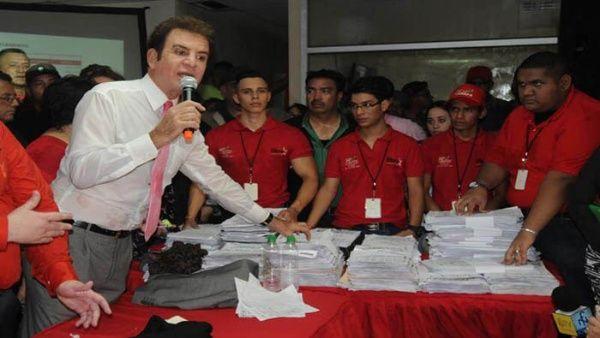 Honduras, elecciones