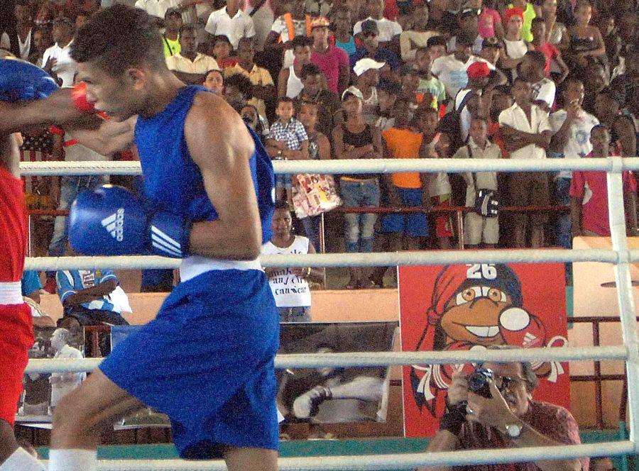 sancti spiritus, boxeo cubano, torneo nacional de boxeo playa giron