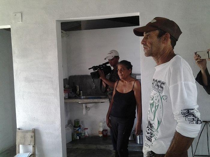sancti spiritus, guasimal, produccion de leche, acopio de leche, construccion de viviendas, huracan irma