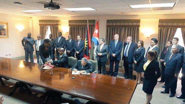 Cuba, Antigua y Barbuda, Caribe, Raúl Castro