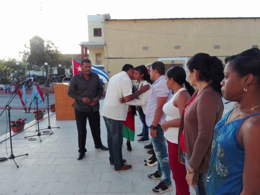trinidad, aniversario 59 de la liberacion de trinidad, ejercito rebelde
