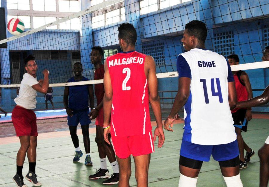 sancti spiritus, voleibol masculino