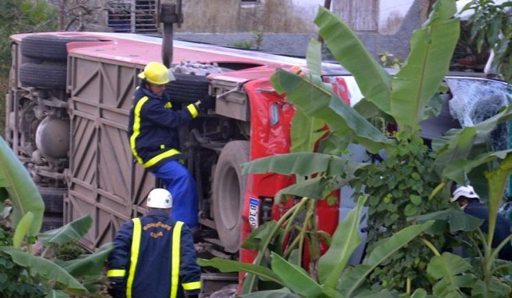 accidente tránsito Yaguajay, Sancti Spíritus